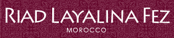 Riad Layalina Fez - Guest house & hotel B&B with pool in Fes Morocco