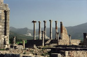 Excursion Volubilis Morocco
