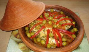 摩洛哥美食课