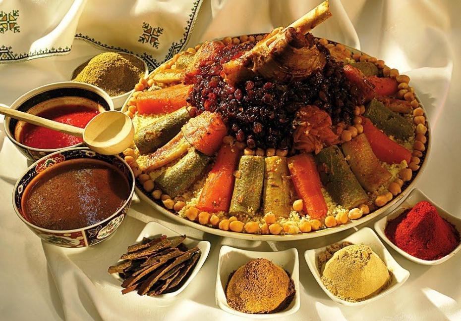 Restaurant Et Cuisine Marocaine Riad Layalina Fes