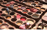 Debbaghine, Fez tanneries