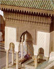 History of Fez medina