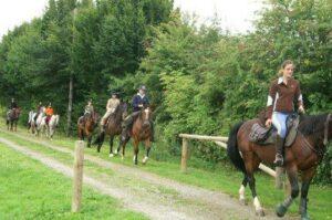 Randonnée et équitation à Fes Maroc