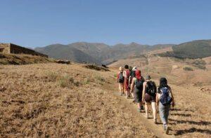 Randonnée pédestre Fes Maroc