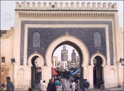 Bab Boujloud Fez