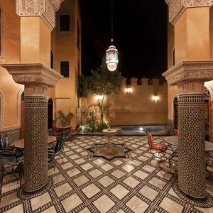 Services & features at Riad Layalina Fes